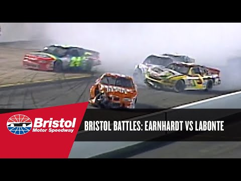 Bristol Battle: Dale Earnhardt vs. Terry Labonte (1995 & 1999)