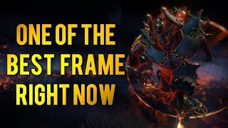 Warframe NEZHA: ONE OF THE BEST FRAME RIGHT NOW | Rework Review + Updated Builds