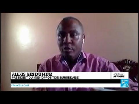 "Burundi : un Conseil national de transition pour ""faire partir Nkurunziza"""