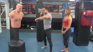 MMA Training to Burn Fat - Mixed Martial Arts Training to Burn Fat
