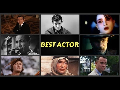 Academy Awards for Best Actor | Deservers (1927-2013)