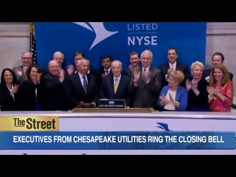 The Street Interview with Michael P. McMasters, President & CEO of Chesapeake Utilities Corporation
