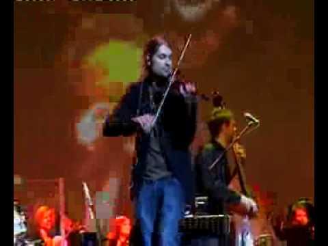 DAVID GARRETT live - Duelling Strings (Duelling Banjos) - Cologne (Köln)