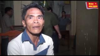 Công an huyện Bù Đăng (Bình Phước) bắt giữ đối tượng tàng trữ 60 gói heroin