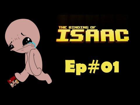 Český Lets Play Binding of Isaac Wrath of the lamb: E01