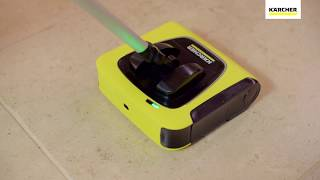 Lightweight, Cordless and Hassle Free: Karcher KB5