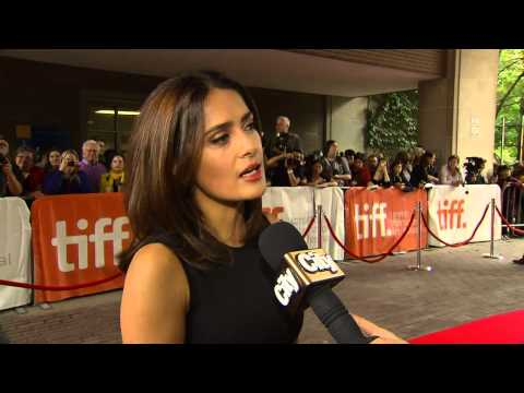TIFF 2014: Salma Hayek discusses 'Kahlil Gibran's The Prophet'