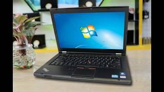 LENOVO THINKPAD T430, Core i5, RAM 4GB, Màn hình 14 inch