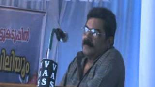 Fr. P. M. Philipose Puthettukaduppil Memorial Speech of by Dr. D. Babu Paul.