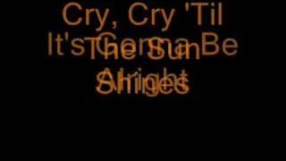 Watch Martina McBride Cry Cry Till The Sun Shines video