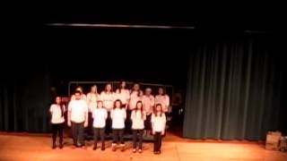 Niagara HS Choir   GRINCH!  A Christmas Choral Medley   Winter 2013
