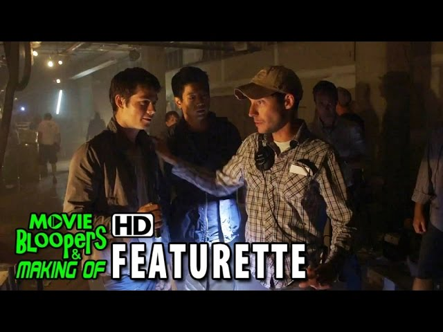 Maze Runner: The Scorch Trials (2015) Featurette - Wes Ball