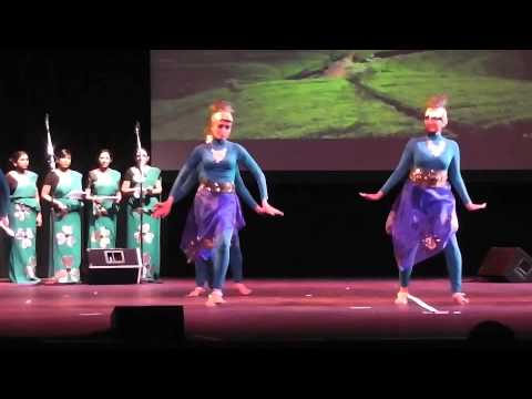 Mayura Wannama (peacock Dance) video