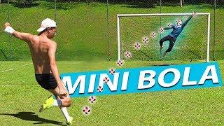 IGOR FAZENDO MILAGRE NO DESAFIO DA MINI BOLA!? feat. Vitor lo, Tulinho, Will11 e Dom {BZK}