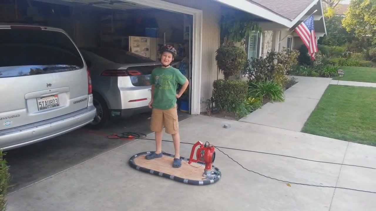 how to make a hoverboard at home pdf