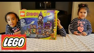 Scooby Doo Mystery Mansion Lego