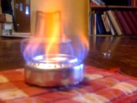 Bug-Out / L1 Stove