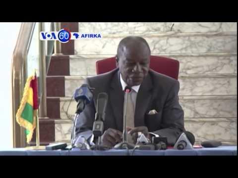VOA60 AFIRKA: An Kama Wasu Yan Luwadi Bakawai A Kasar Senegal, Agusta 28, 2015