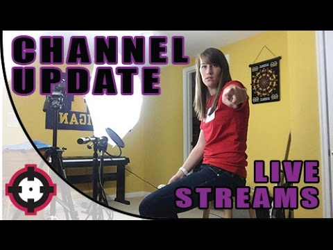 Channel Update #2 // Streaming, Input, Scheduling & More!