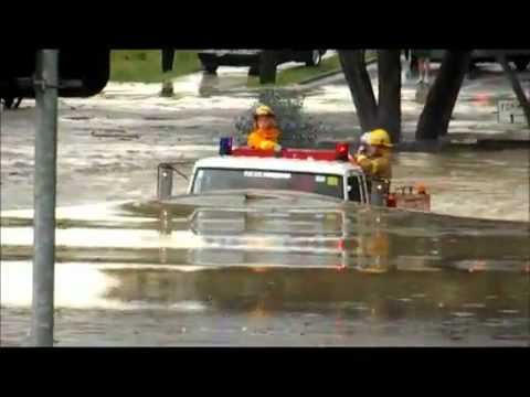 Суровые австралийские пожарные
