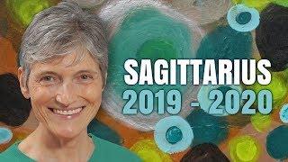 Sagittarius 2019 - 2020 Astrology  Annual  Forecast