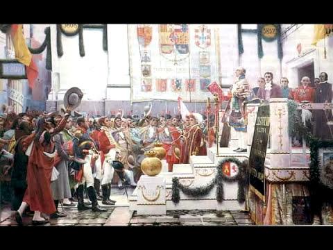 GRITO DE INDEPENDENCIA COLOMBIA 1810.flv