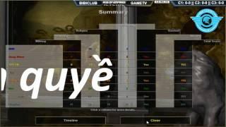 AOE || 4VS4 RANDOM  || BIBICLUB  VS GAMETV 13h30 NGÀY 26/4/2017