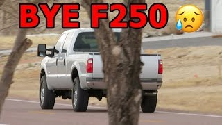 SAYING GOODBYE TO MY Auction F250