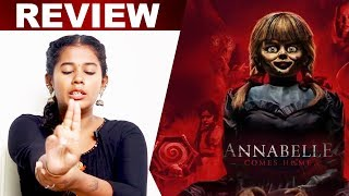 Annabelle Comes Home Movie Review | Tamil | Gary Dauberman | James Wan | Peter Safran | Madison |IND