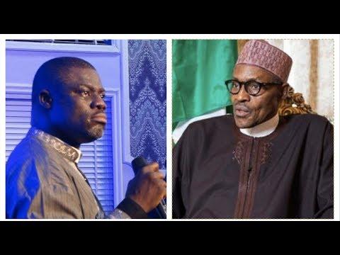 Buhari Goes After Pastor Over Comment On Herdsmen