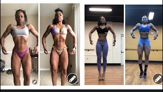 Figure Competition Prep: Day to Day Vlog