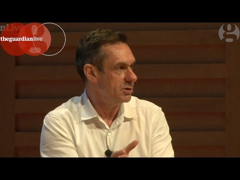 Paul Mason - is capitalism dead? | Guardian Live