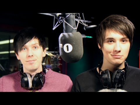 Dan and Phil Episode 1 - Highlights