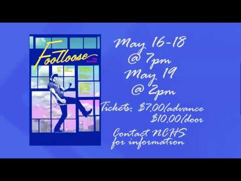 Nash Central High School Presents: Footloose