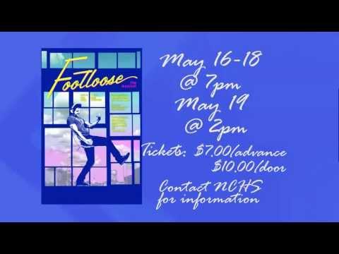 Nash Central High School Presents: Footloose