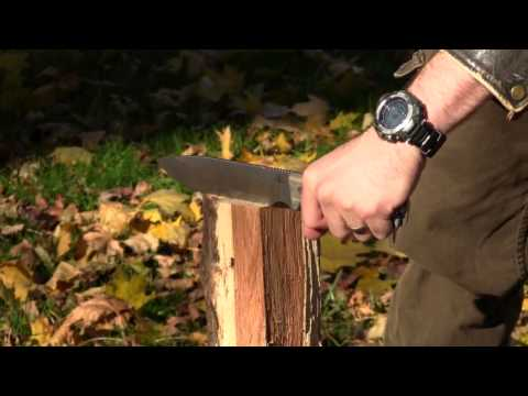 GSO 5.1 Survive Knives. Survival Knife Test. Part 1