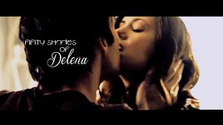 Damon & Elena - Fifty Shades Of Grey Trailer