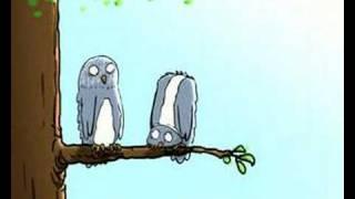 "Wulffmorgenthaler cartoon / comic ""The Owls Head Rotation"""