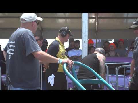 Bob Bilbow and James Hetfield Orion 6-23-12 video 2