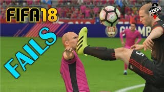Best Fifa 18 Fails ○ Fifa 18 Funny Moments # 8