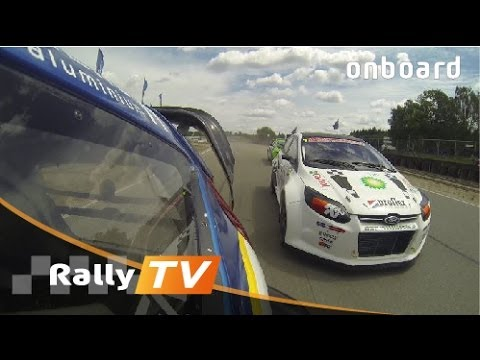 Patrick Van Mechelen - Ford Fiesta Supercar 2013 [HD] Pure Sound