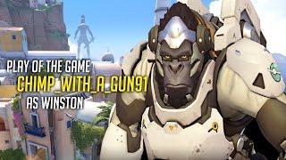 Play of the Game: Winston - Overwatch (Parody)