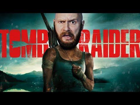 Алексей Макаренков о Tomb Raider: Лара Крофт