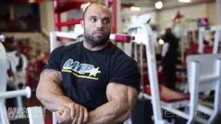 Jon Delarosa - Training Arms !!!