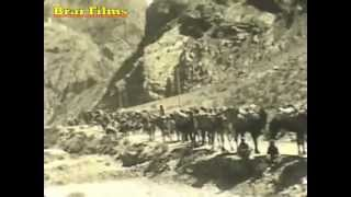 The route to india khyber pass for Bibi shehar bano history