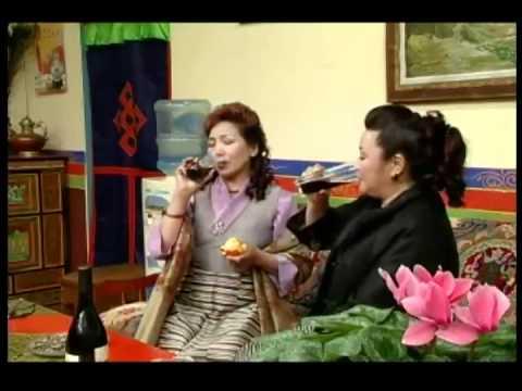 Tibetan Drama: Tonang Denpey Tsorwa 8