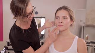 Tuto maquillage visage - NUXE