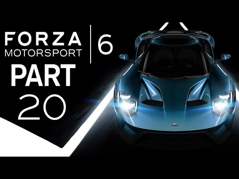 "Forza Motorsport 6 - Let's Play - Part 20 - ""Sport Icons: Daybreak Series 2/2"""