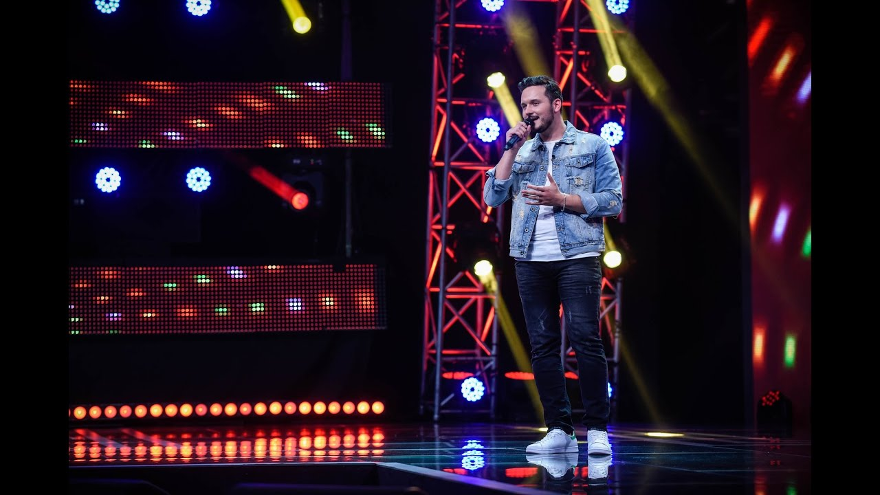 Elton John - Sorry Seems to Be the Hardest Word. Vezi aici cum cântă Marcel Roşca, la X Factor!