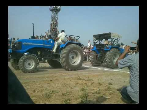 Khiali.tractor Stunt Punjabi video
